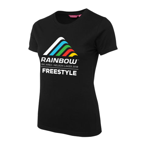Rainbow Academy Freestyle Tee Womens