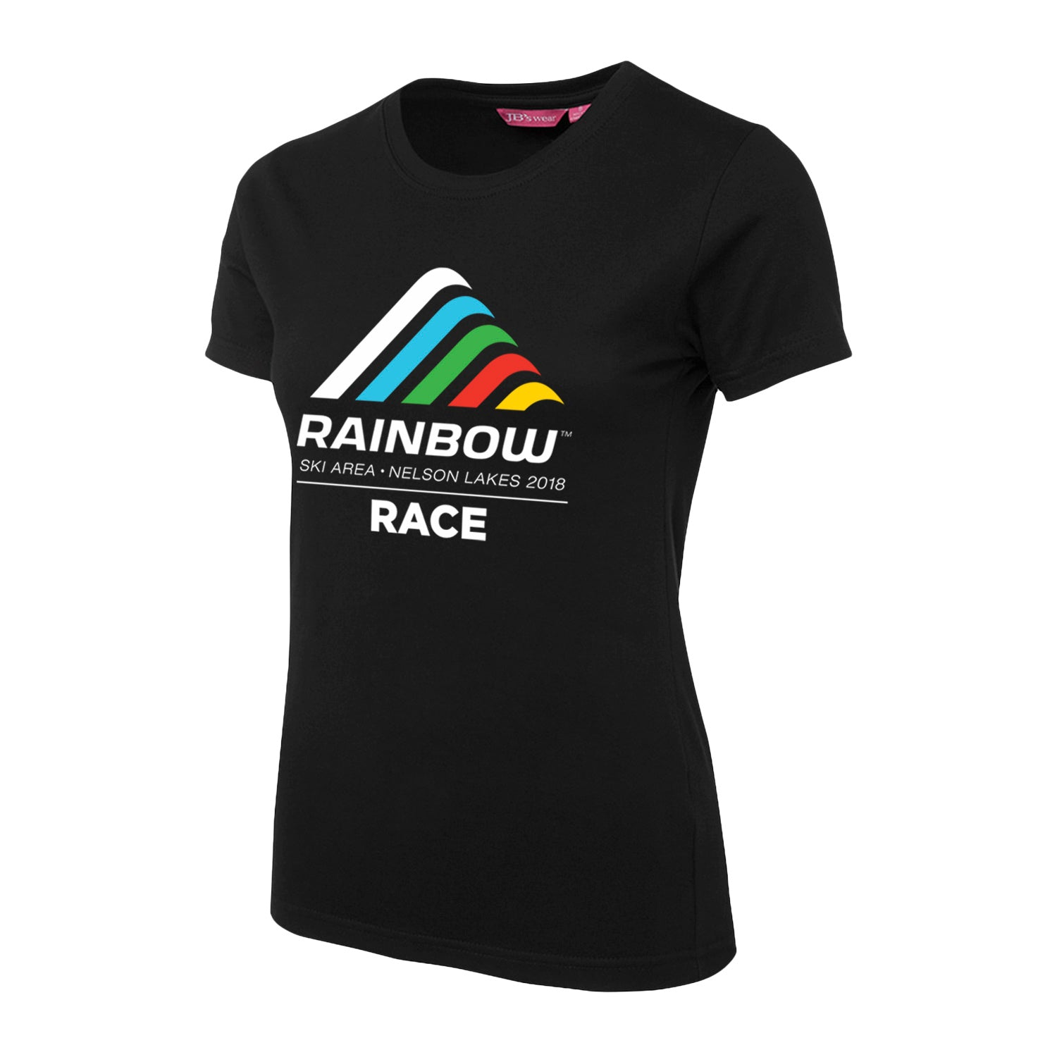 Rainbow Academy Race Tee Womens