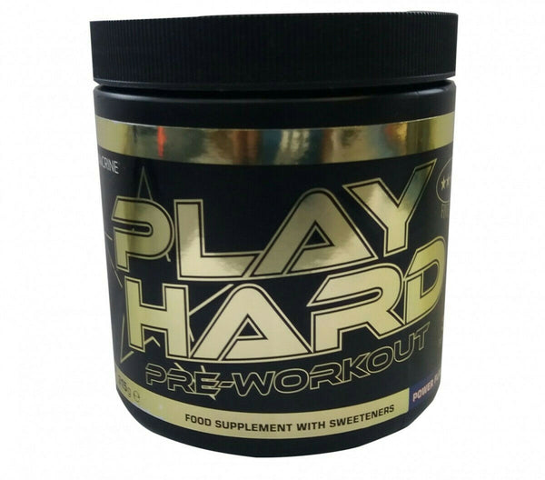 Play Hard Pre-Workout