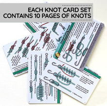 Load image into Gallery viewer, Deluxe Knot Tying Kit