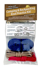 Load image into Gallery viewer, Outdoors Knot Tying Kit
