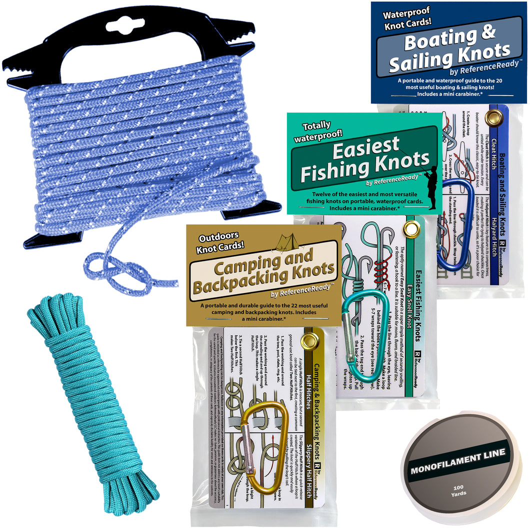 Deluxe Knot Tying Kit