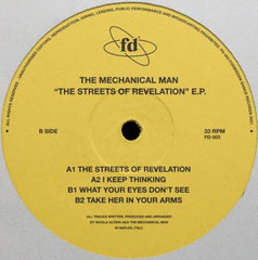 The Mechanical Man | The Streets Of Revelation EP