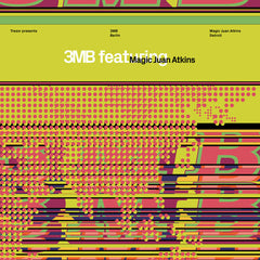 3MB feat. Magic Juan Atkins |  3MB Feat. Magic Juan Atkins - Expected May