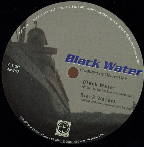 Octave One | Black Water