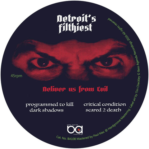 Detroit's Filthiest | Deliver Us From Evil