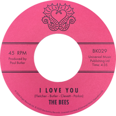 The Bees | I Love You