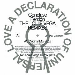 Conclave | Perdón (The Louie Vega Remixes)