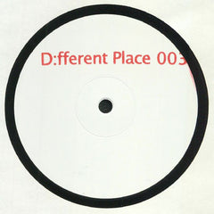 D:fferent Place | D:fferent Place 003