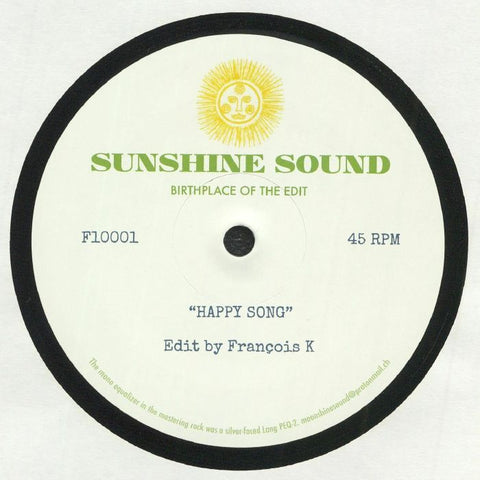 Rare Earth | Happy Song (The François K & Walter Gibbons Edits)