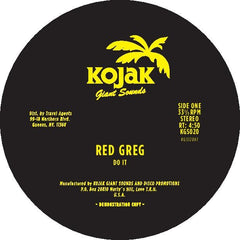 Red Greg | Do It / Peace