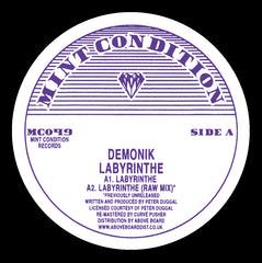 Demonik | Labyrinthe - Expected Feb