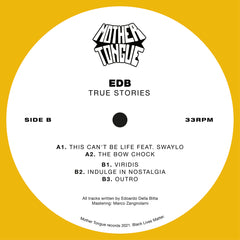 EDB | True Stories - Expected April