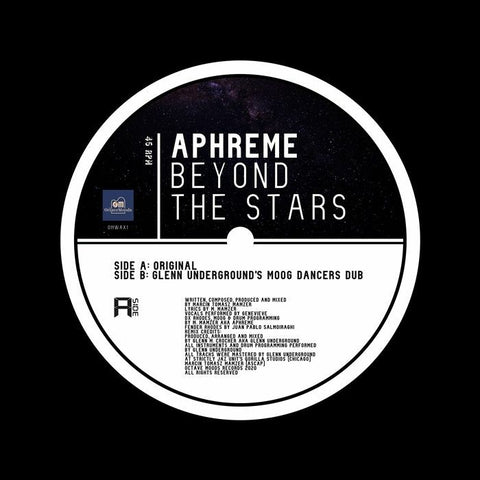 Aphreme | Beyond The Stars (Glenn Underground mix)