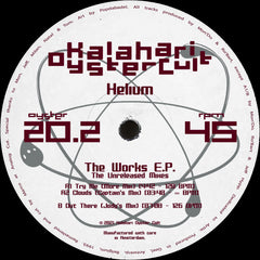 Helium | The Work EP: The Unreleased Mixes
