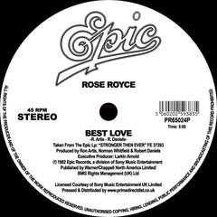 Rose Royce | Still in Love