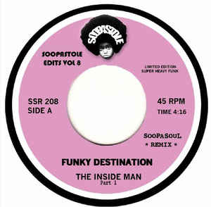 Funky Destination | The Inside Man