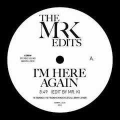 Thelma Houston, Eddie Kenreicks | Mr K Edits