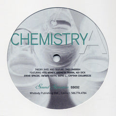 Theo Parrish | Chemistry