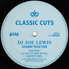 DJ Joe Lewis | Change Reaction