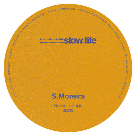 S.Moreira | Some Things EP