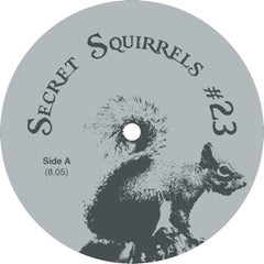 Secret Squirrel | No.23