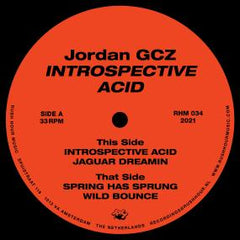 Jordan GCZ |  Introspective Acid - Expected Feb
