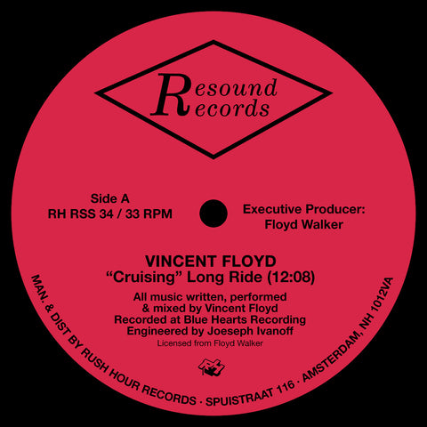 Vincent Floyd | Cruising - Expected April