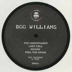 Boo Williams | The Undertaker