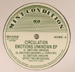 Circulation | Emotions Unknown EP