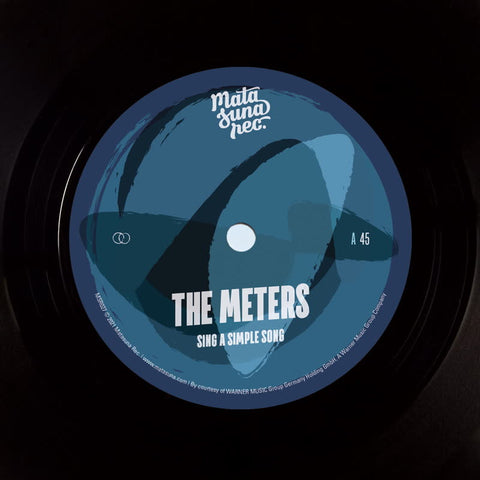 The Meters & The Watts 103rd Street Rhythm Band | Sing A Simple Song