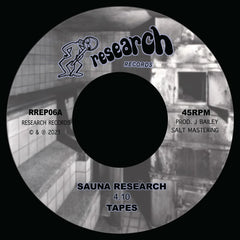 Sauna Research | Tapes - Expected April