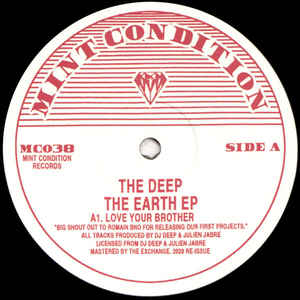 The Deep | The Earth EP