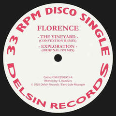 Florence | The Vineyard (Convextion & Peter Ford Remixes)