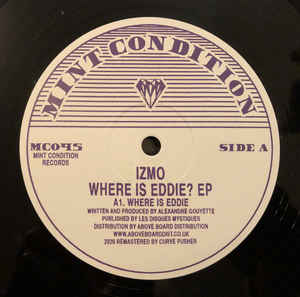 Izmo | Where Is Eddie? EP