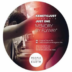 Kemeticjust presents Just One | Memory By Flyway