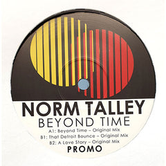 Norm Talley | Beyond Time