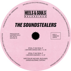 The Soundstealers / Amazonia | Steal It An' Deal It / Amazonia