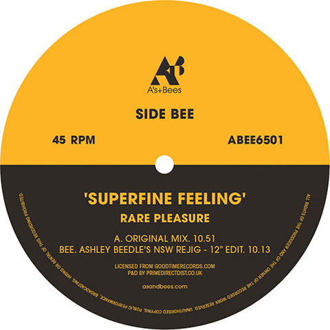 Rare Pleasure | Superfine Feeling