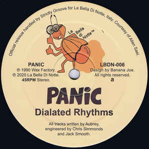 Panic | Dialated Rhythms / Last Injection