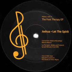 Ron Trent, Abacus, Chez Damier, Joshua | The Foot Therapy EP
