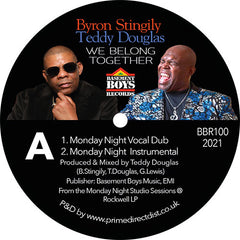 Byron Stingily / Teddy Douglas | We Belong Together
