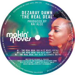 Dezaray Dawn | The Real Deal