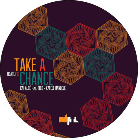Kai Alcé ft Rico & Kafele Bandele | Take A Chance - Expected May