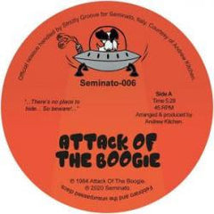 Andrew Kitchen | Attack Of The Boogie