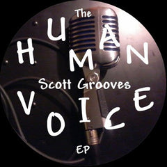 Scott Grooves | The Human Voice EP