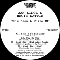 Jan Kincl & Regis Kattie | It's Been A While EP - Expected March