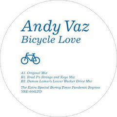 Andy Vaz | Bicycle Love