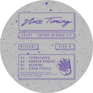 Zacky | Dating In Space EP