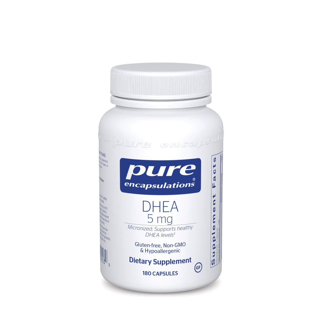 DHEA 5mg – 60 count